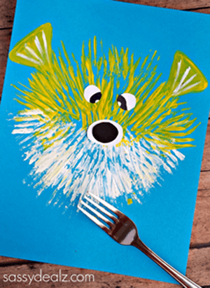 Sand crafts for kids are fun art projects parents and kids can enjoy doing together. 65 Fun Ocean Crafts For Kids Ocean Theme Week A Crafty Life