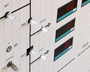 Control panels & mimic panels for power systems