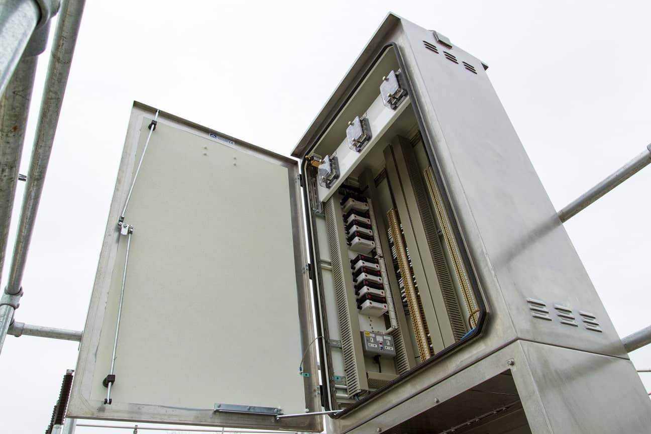 Ac Fuse Box Handles Marshalling Kiosks For Indoor Amp Outdoor Electrical Substations