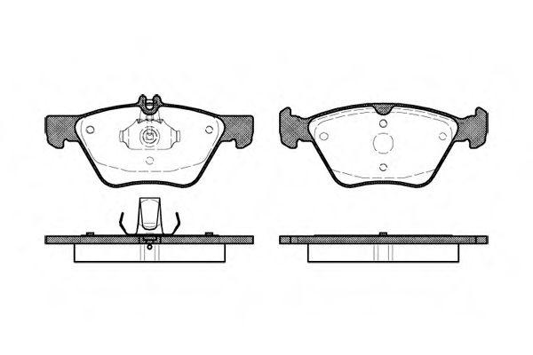 Pastillas de Freno para MERCEDES-BENZ Clase E E 290 TD