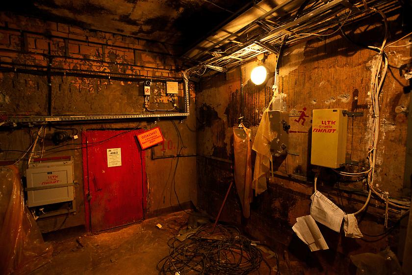 Chernobyl local do acidente
