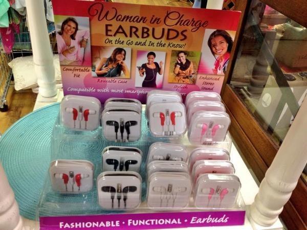 Produtos criados para mulheres