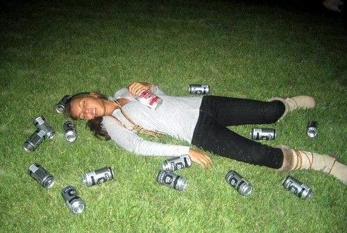 Mulheres e bebidas, uma mistura perigosa