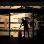 Fraflytning og renovering Rengøring