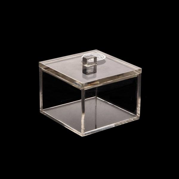 Caja Alhajero con tapa de acrílico