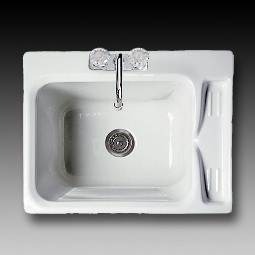 Deluxe Acrylic Laundry Sink Acri Tec Bath And Kitchen Products
