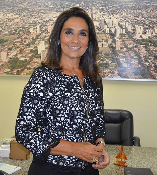 Carla Stephanini – Advogada e vereadora na Câmara Municipal de Campo Grande