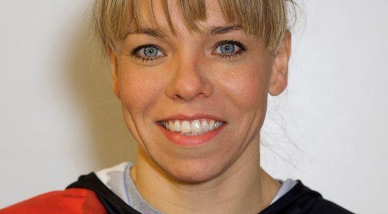 Three-time Olympic medallist Karen Cockburn of Canada