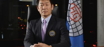 FIG President Morinari Watanabe