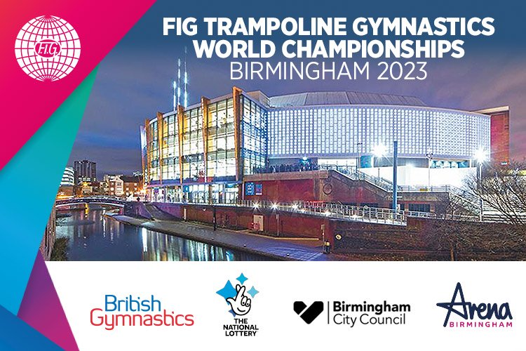 Trampoline, tumbling and DMT 2023 world championships