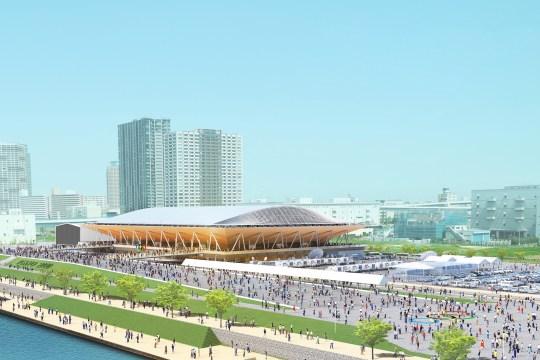 Tokyo 2020 Olympic Gymnastics Venue