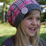 """""""Perfectly Plaid"""" Slouch by A Crocheted Simplicity"""