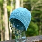Right This Way! Beanie (sport) Crochet Pattern by A Crocheted Simplicity