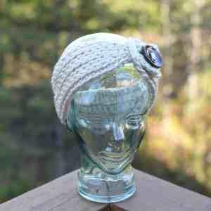 Knit Look Chunky Headwarmer Adult 2