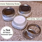 The BEST Homemade Lotion Ever! Includes recipe for a hormone balancing lotion for women.