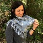 """Boho Chic"" Arrow Fringed Cowl by A Crocheted Simplicity"