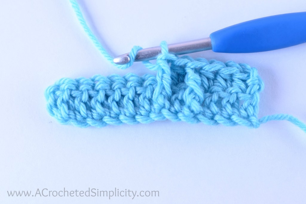Learn Proper Post Stitch Placement in Rows & Rounds by A Crocheted Simplicity