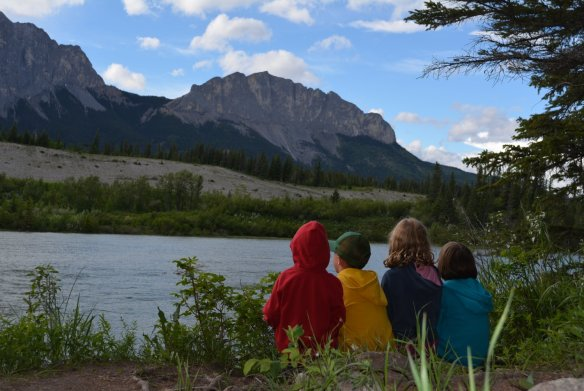 Bow Valley Campground June 2014 020