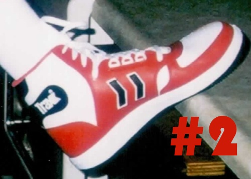 Shoe Countdown #2