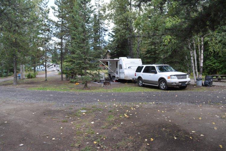 Kinbasket Lake Resort - Review