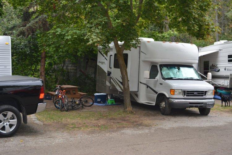 Campsites at Todd's RV