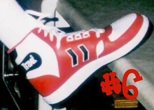 Shoe Countdown #6