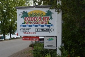 Todd's RV & Camping – Review