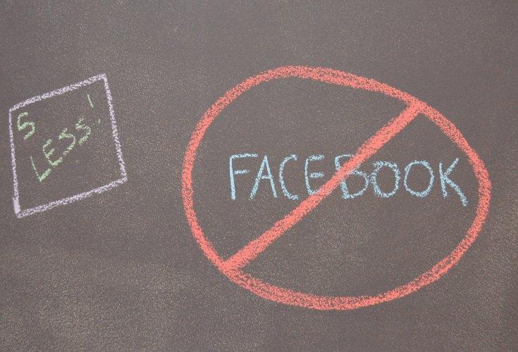 Resolution 5 - That Bit About Avoiding Facebook