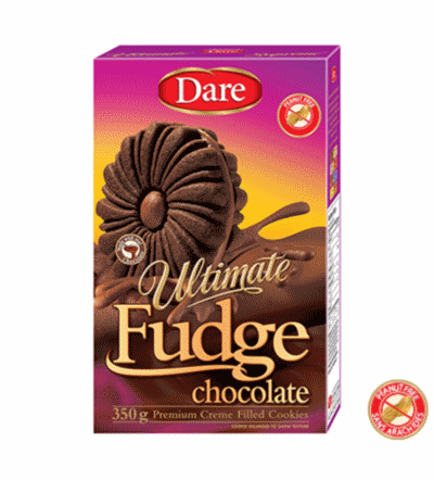 Dare Fudge Cookies