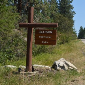 Ellison Provincial Park – Review