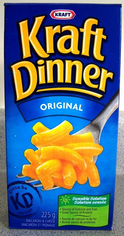 Kraft-Dinner