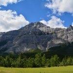 Mt. Kidd in Kananaskis Alberta