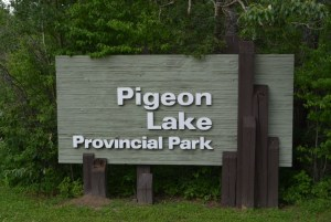 Pigeon Lake Provincial Park Campground – Review