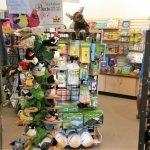 Gift Shop at Miquelon Lake