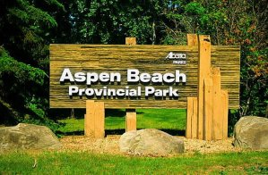 Aspen Beach Provincial Park – review – revisited