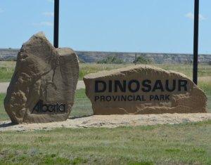 Dinosaur Provincial Park – review