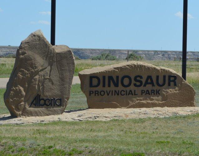 Dinosaur Provincial Park - review