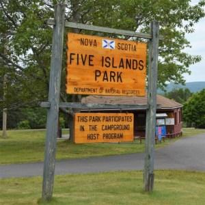 Five Islands Provincial Park – review
