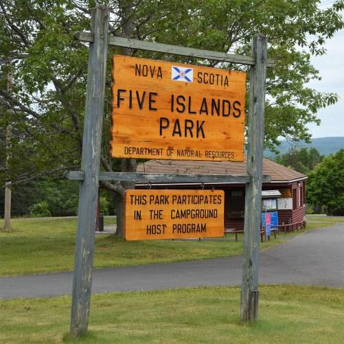Five Islands Provincial Park - review