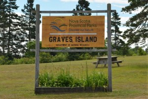 Graves Island Provincial Park – review