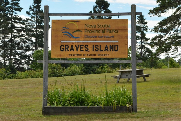 Graves Island Provincial Park - review