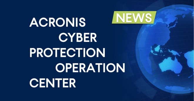 Cyberthreat update from Acronis CPOCs: Week of April 12, 2021