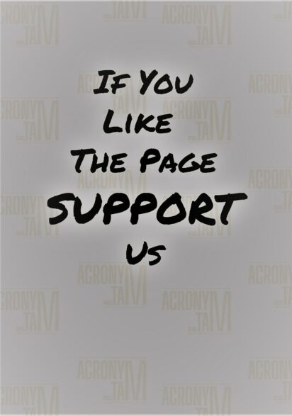 If you like the page support us.