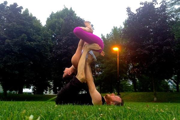 Lauren Elizabeth and Josh Young