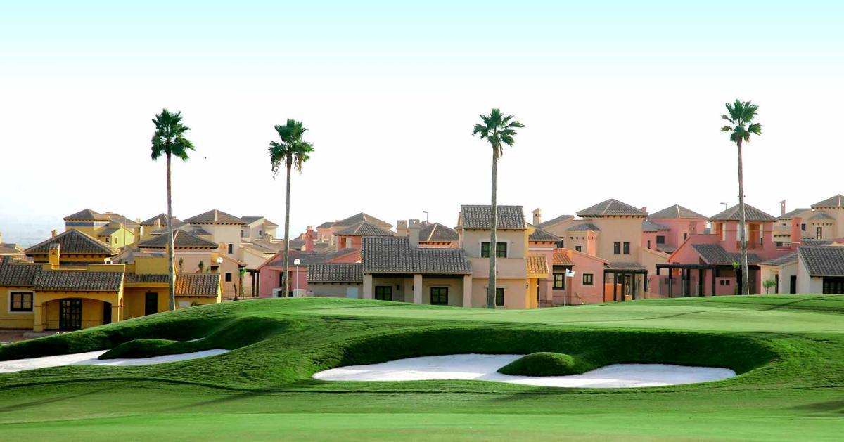 Appartement a petit prix sur golf Alicante Vente appartement