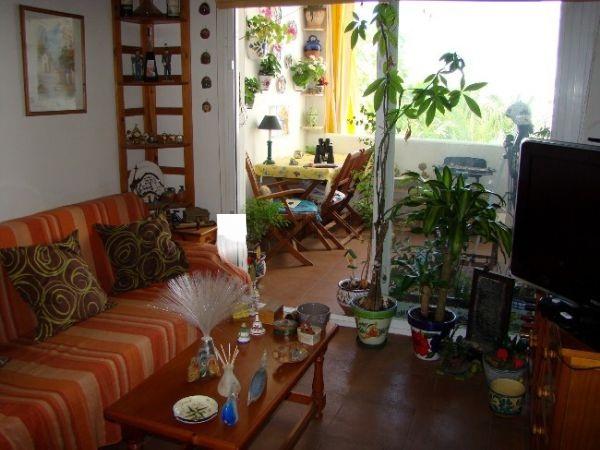 Appartement vue sur piscines et jardin tropical  PROMO Rosas Vente appartement