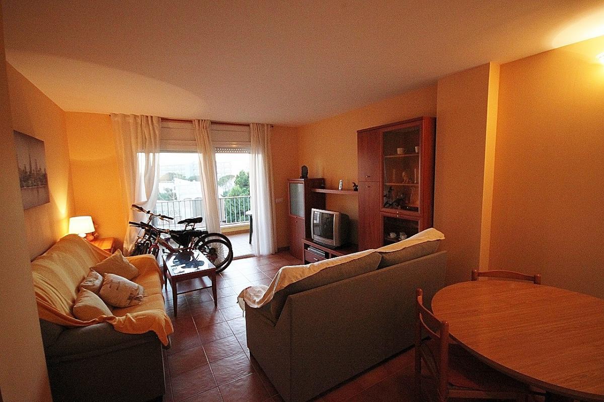 Appartement avec piscine  600 m de la mer Rosas Vente appartement