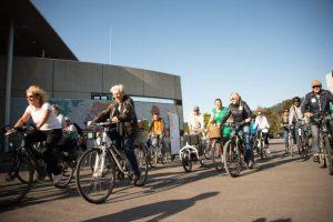 cambiar el mundo con bicicleta