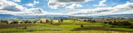 Kolumbien erinnert uns teilweise stark an die Schweiz.