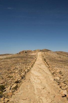Check: Wir wandern auf dem Inka-Trail!